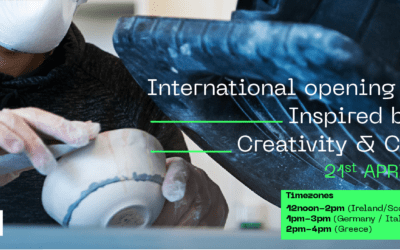 International Opening Conference: Inspired by Heritage, Creativity & Connectivity