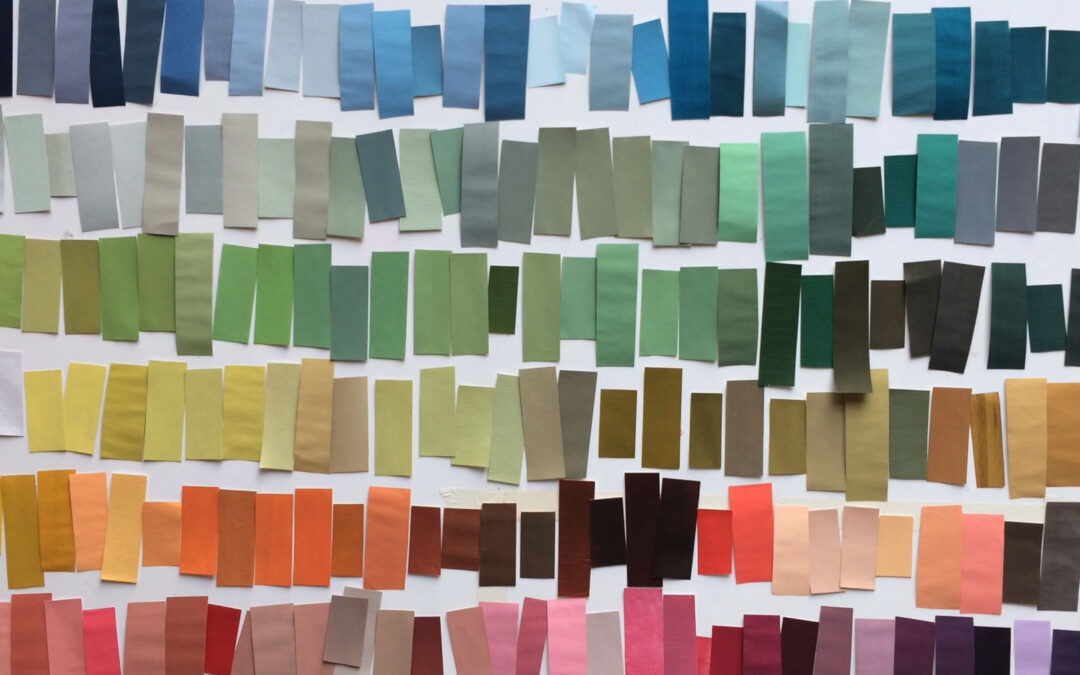 Today I select favourite colours – A phenomenological essay and film